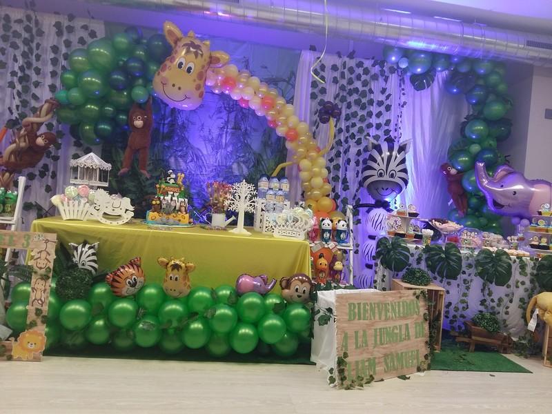 Decoraciónes originales con globos