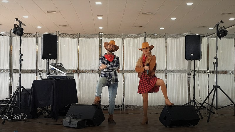 Duo Top Music boda country