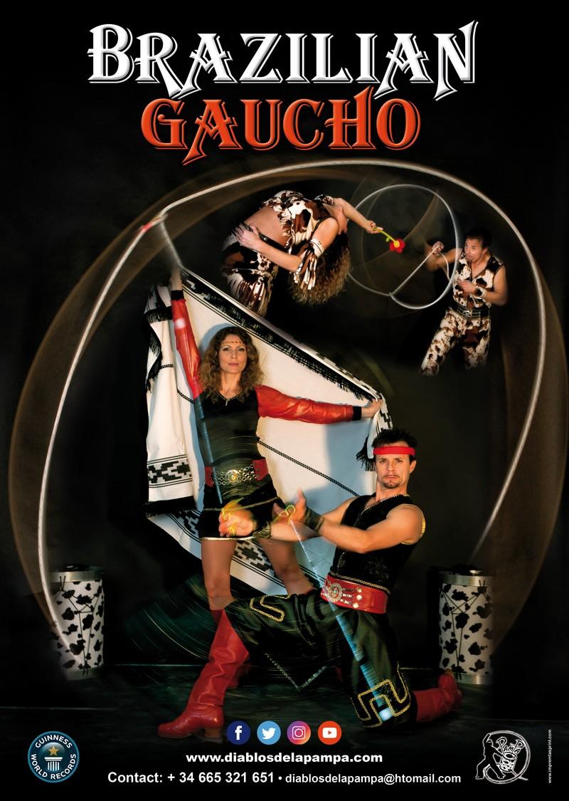 Cartel Brazilian Gaucho