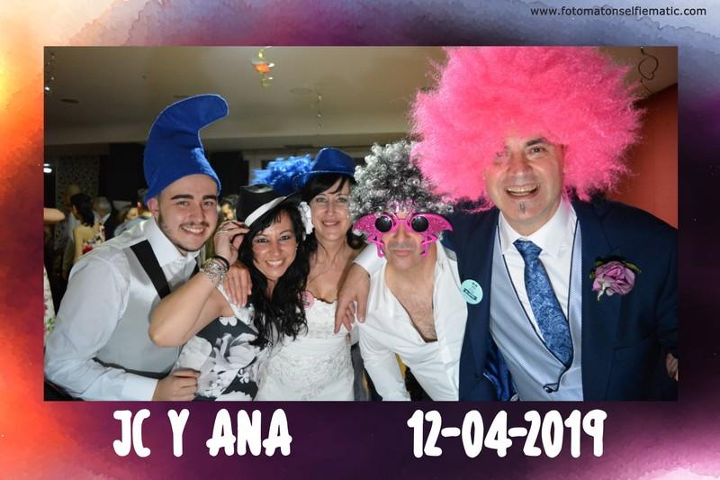 JC y Ana