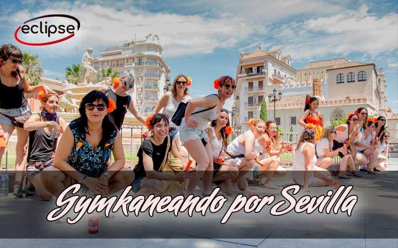 Gymkaneando por Sevilla