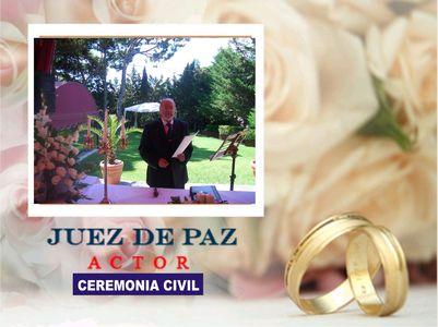 Events Joan Bas presta servicio en la subcategoría de Maestros de Ceremonias, Oficiantes y Presentadores en Barcelona