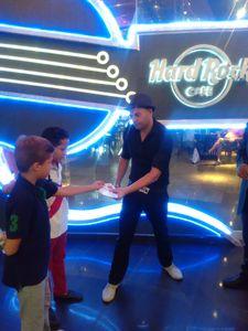 Magic Mistery presta servicio en la subcategoría de Magos para niños en Sevilla
