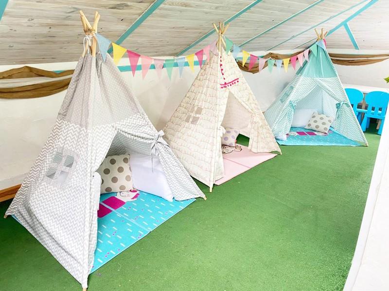 Cumple Fiesta de Pijamas en La Casita de mon petit monde