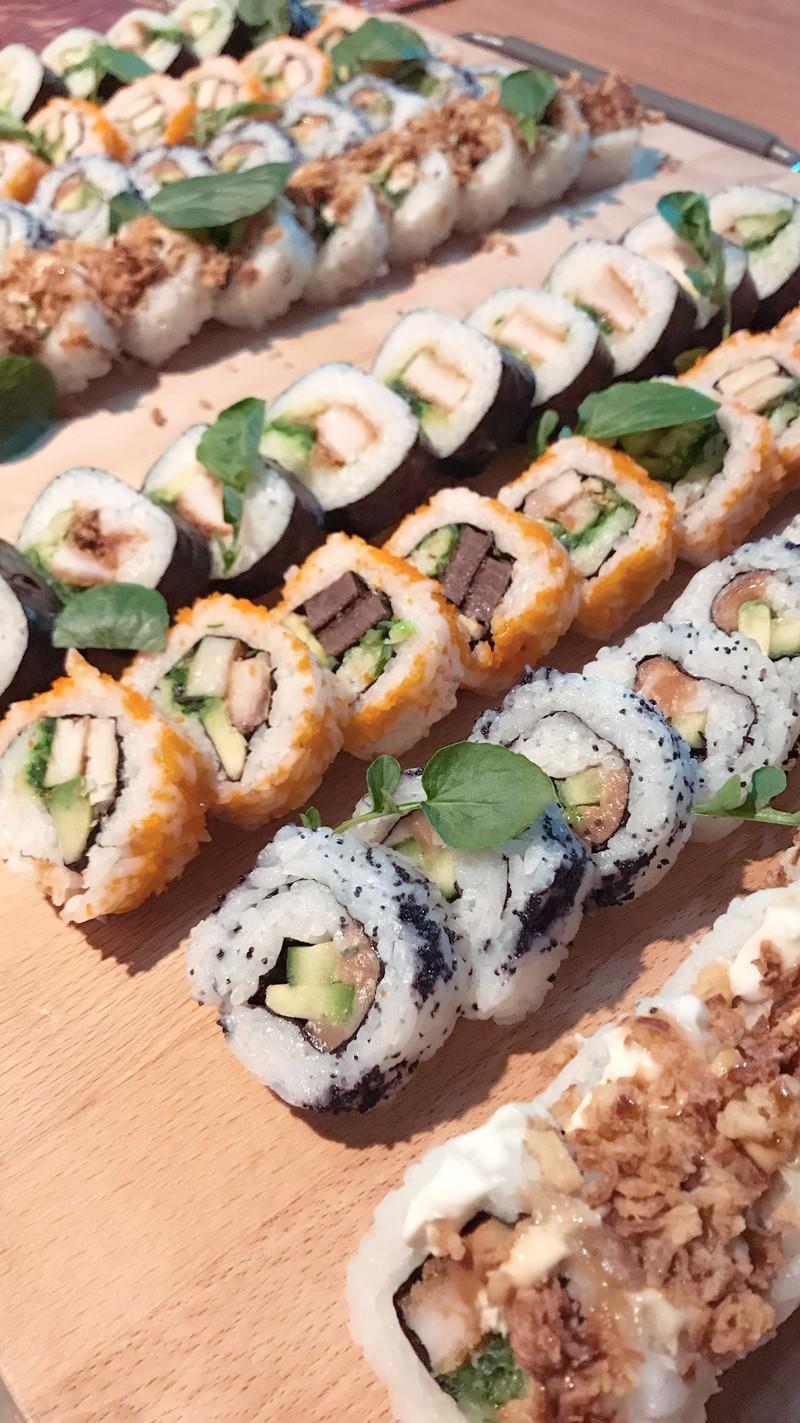 Sushi ákera
