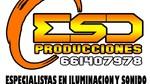 Empresa de Equipos de sonido en Valencia ESD PRODUCCIONES