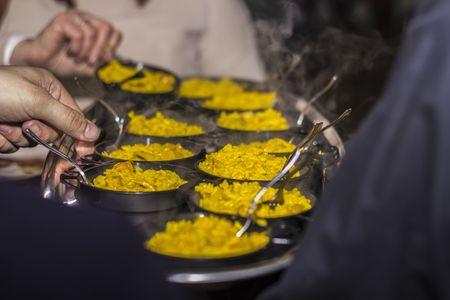Catering El Convento presta servicio en la subcategoría de Catering bodas en Cádiz