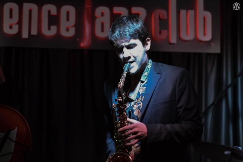 Concierto Clarence Jazz Club
