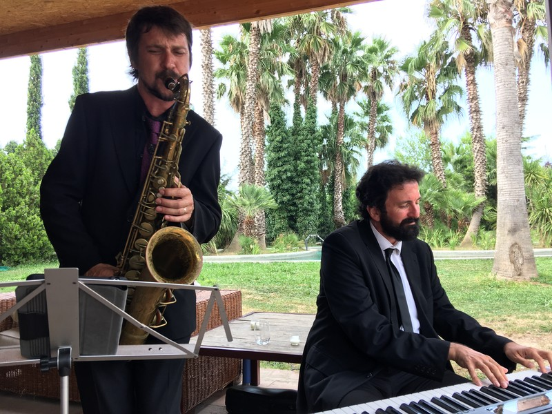 Jazz de Copes Instrumental Sax Duo