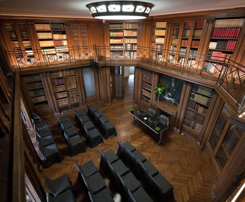 Sala Biblioteca - Escuela