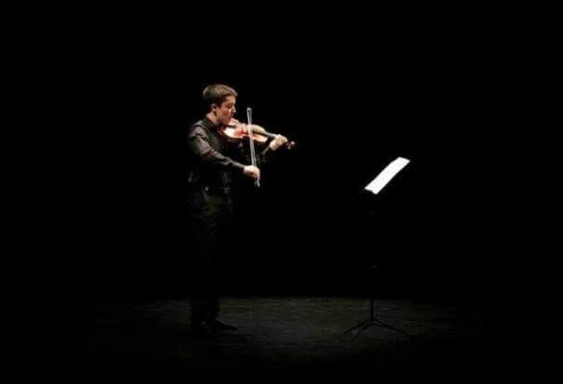 Nuestro violinista