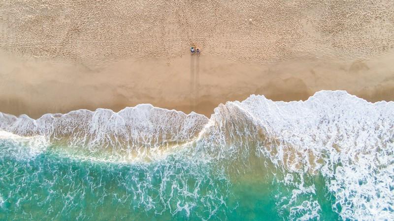 Preboda en Playa de lo Alemanes