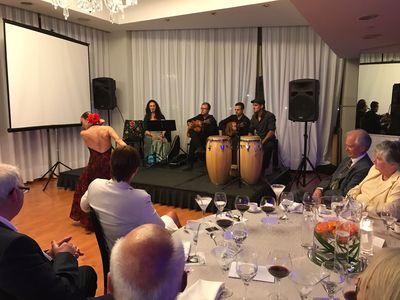 Taracea presta servicio en la subcategoría de Flamenco y Coros Rocieros en Alicante