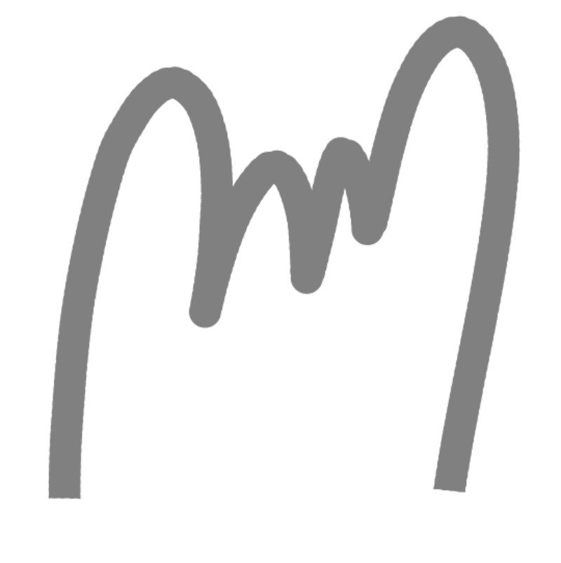 La firma de la chef
