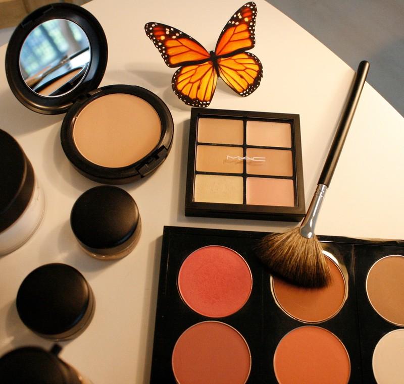Maquillaje Butterfly Effect
