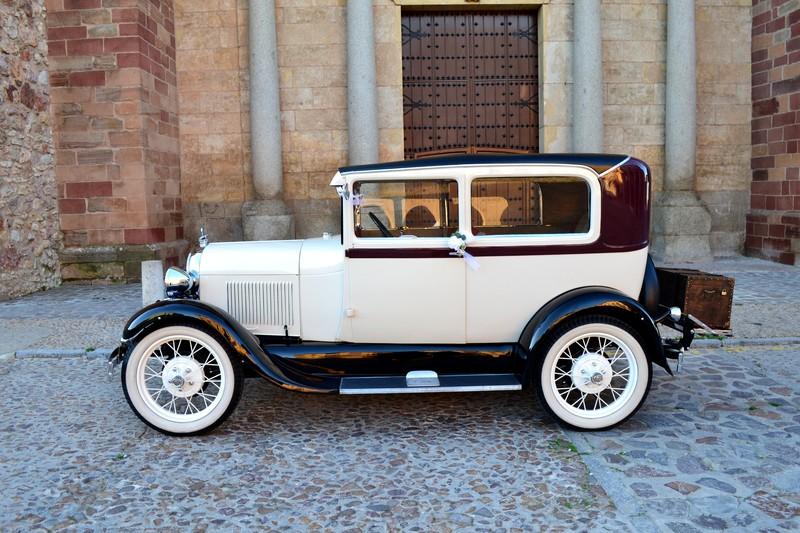 Alquiler Ford A de 1928