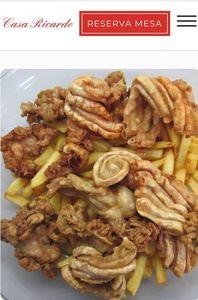 Casa Ricardo, Madrid presta servicio en la subcategoría de Restaurantes para comidas y cenas de empresa en Madrid
