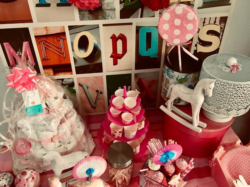 Mesa de Dulces , Fondue de chocolate y Smore´Bar/ San Valentin