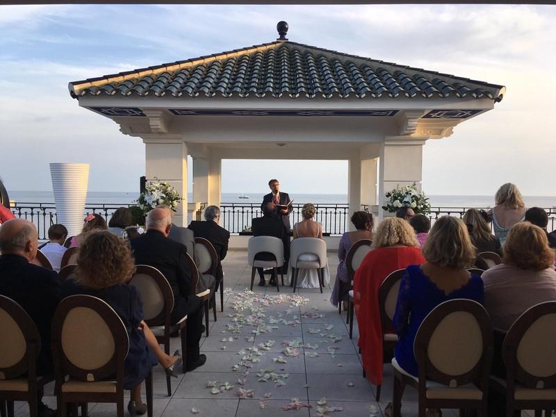 Oficiante bodas civiles Malaga