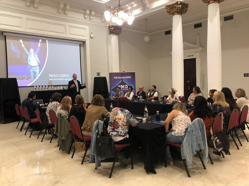 Conferencia Tryp Atocha