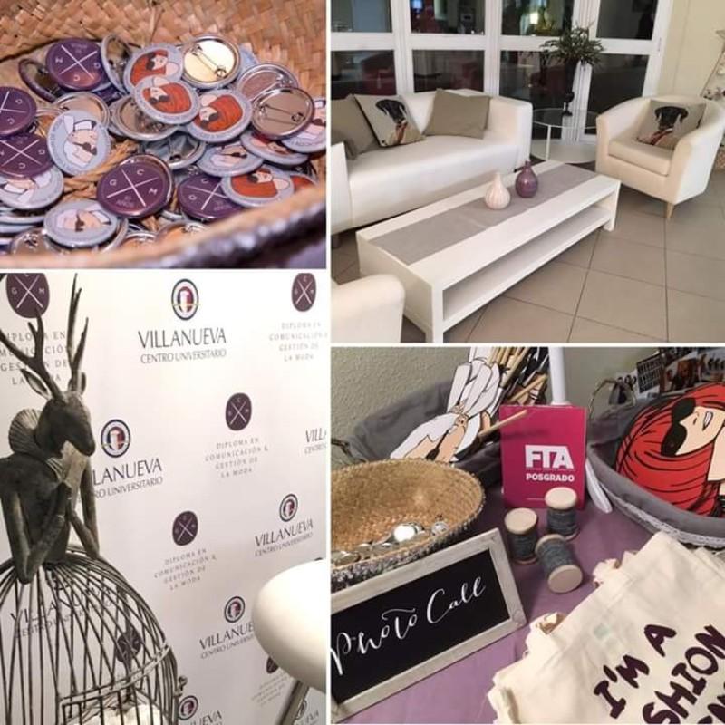 Evento alumni Centro Universitario Villanueva - Aniversario Master Moda
