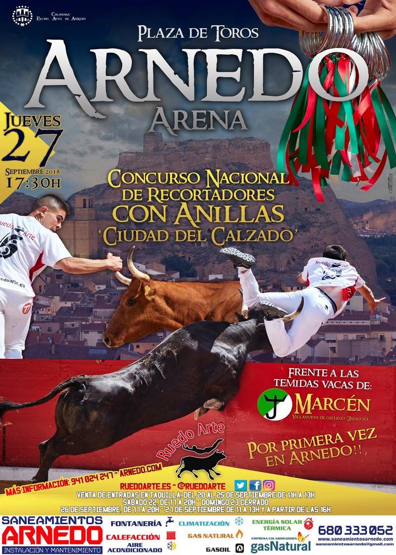 Evento en Arnedo 2018
