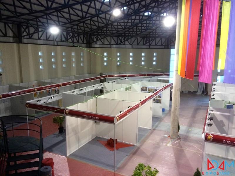 stands modulares para ferias
