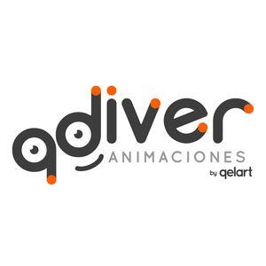 qdiver animaciones presta servicio en la subcategoría de Animadores infantiles en Madrid