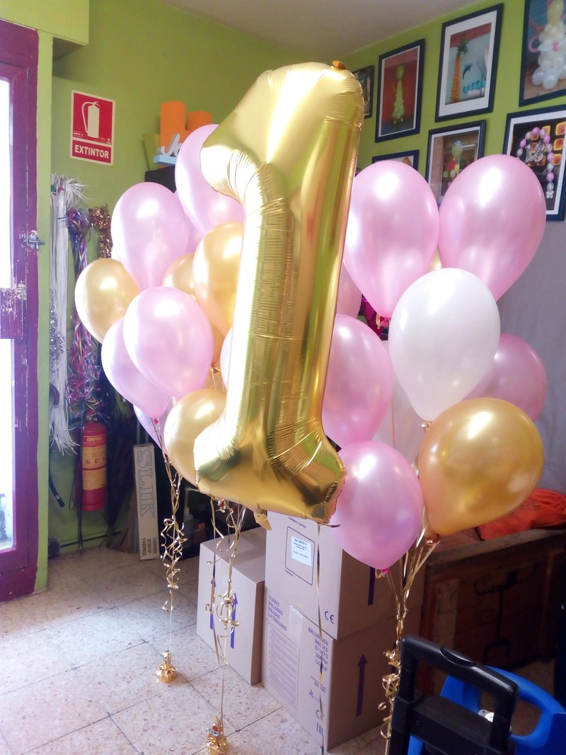 globos bonitos para aniversarios_un mar de globos