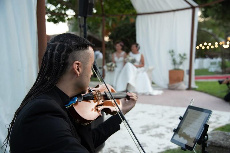 Violinista para Bodas LGTBIQ - Música para Ceremonias