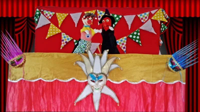 Teatro de títeres carnaval