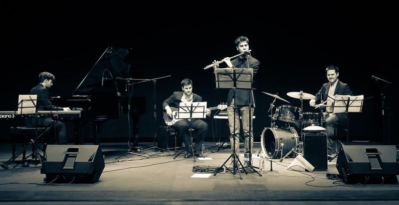 Quartet minvant in concert