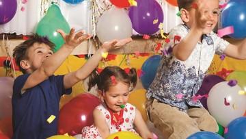 Sitios para fiestas infantiles