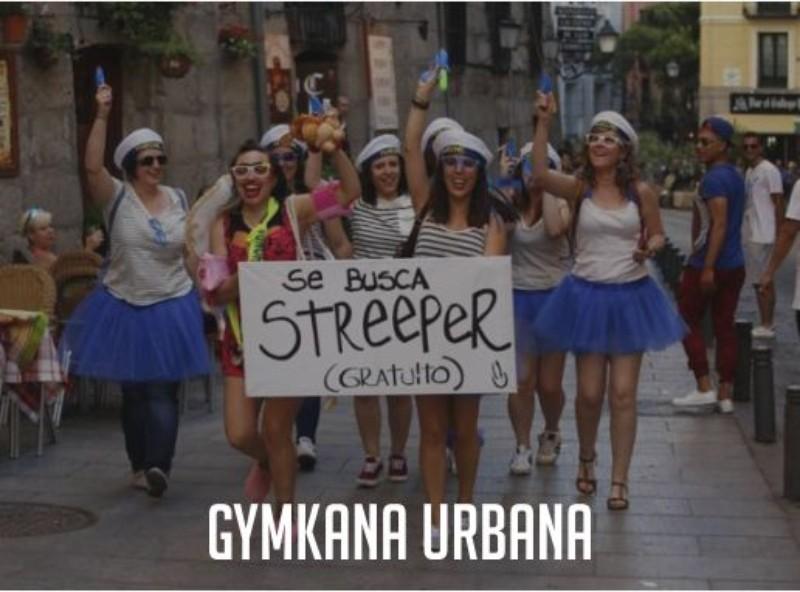 Gymkana Urbana Paradise Events Despedida de Soltera y Soltero Madrid