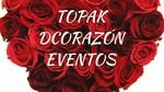 Empresa de Wedding planner en Vizcaya Topak dcorazón Eventos