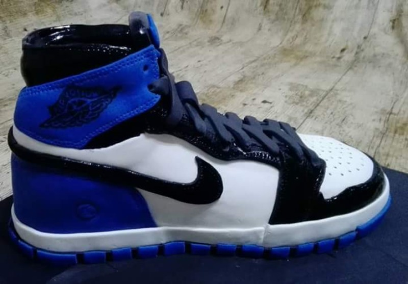 Tarta Nike 1