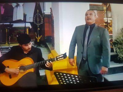 Juanjo Piña presta servicio en la subcategoría de Flamenco y Coros Rocieros en Madrid