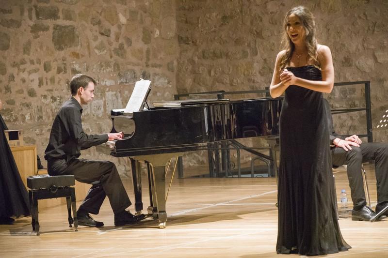Soprano y Piano en Concierto