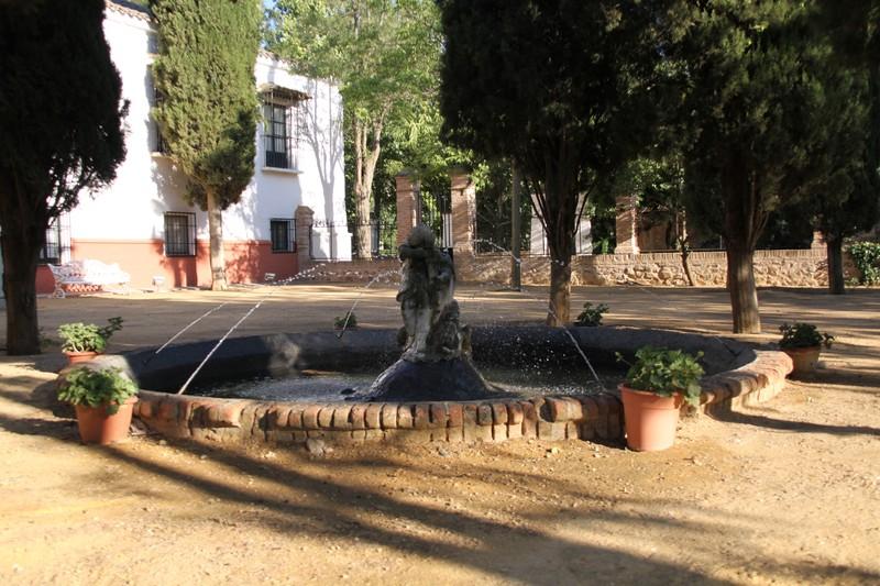 Jardín de los Cipreses