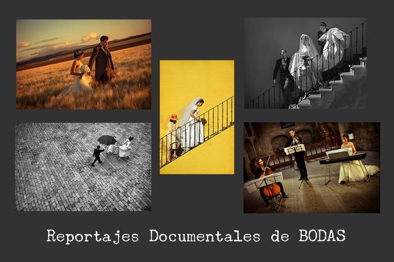 02-Reportajes Documentales de BODAS