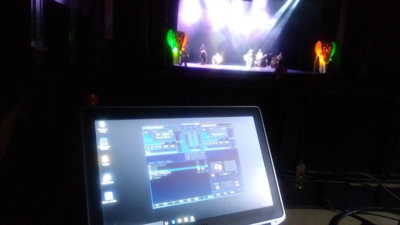Multimedia, Videoproyección