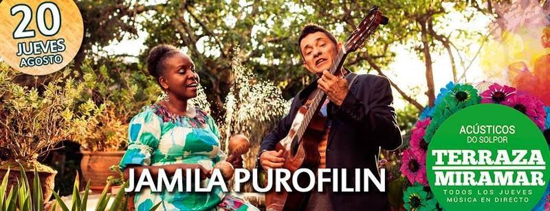 Jamila Purofilin en Boiro.
