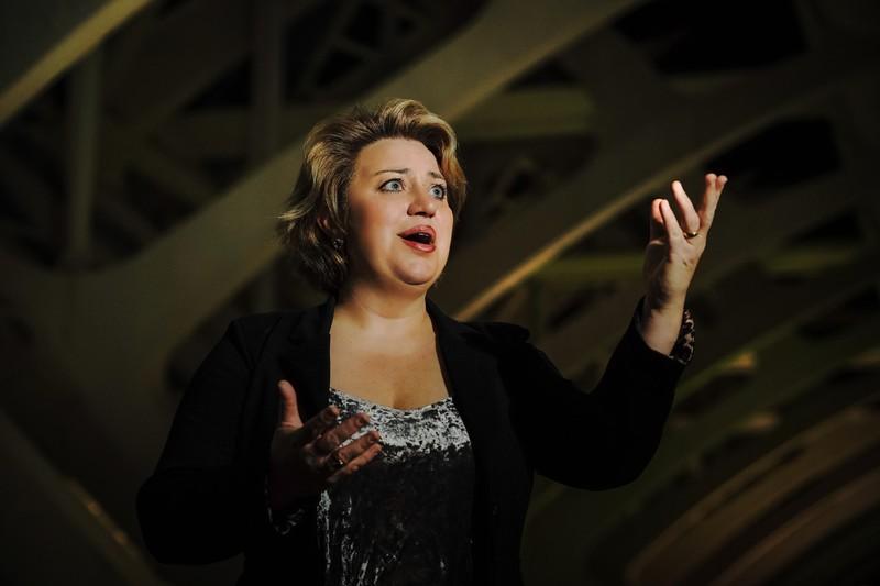 Montse Bermúdez, Soprano