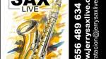 Empresa de Grupos de Jazz en Málaga Jerry Sax Live