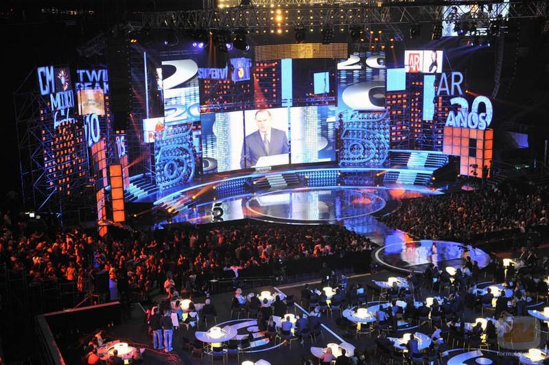 Escenografía TV
