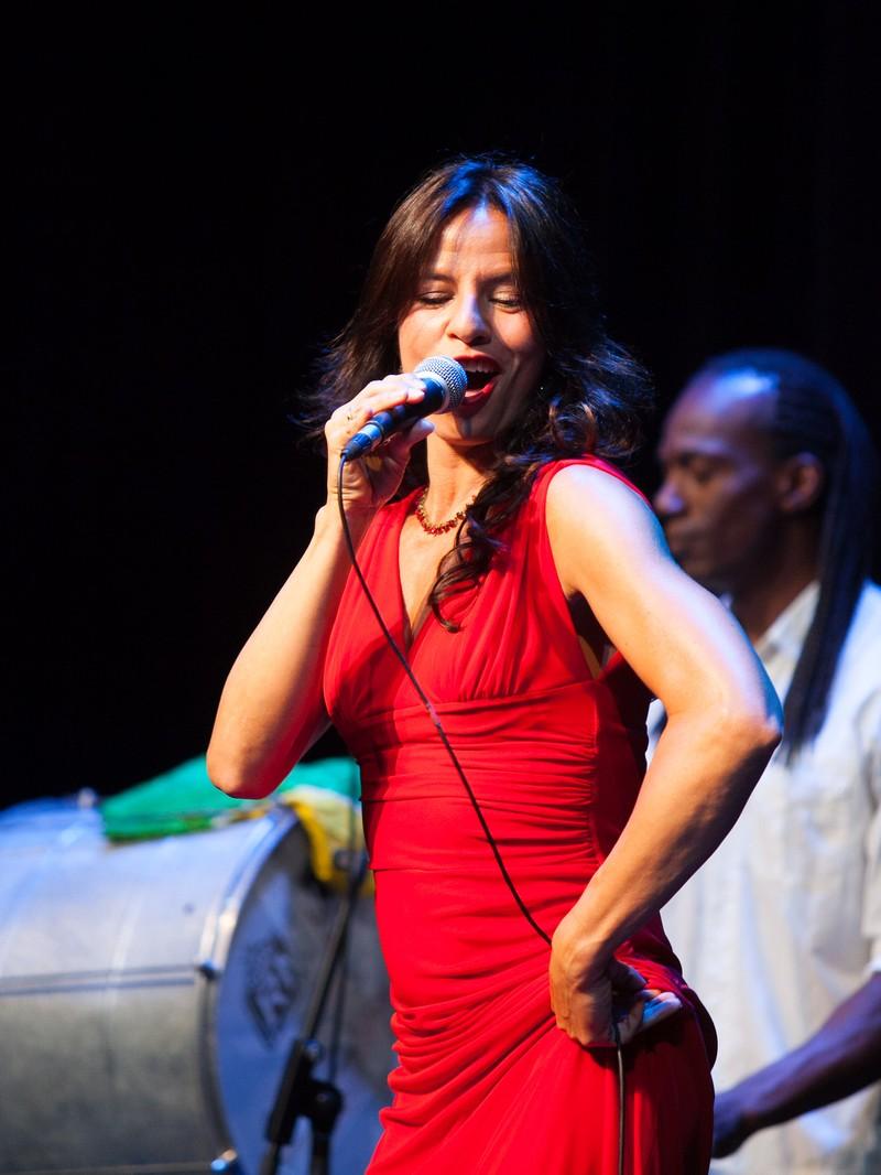 Marta Santamaría, Brasil, Jazz, bolero.