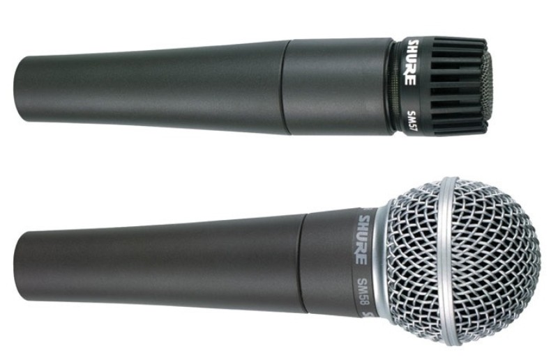 Microfonía 4