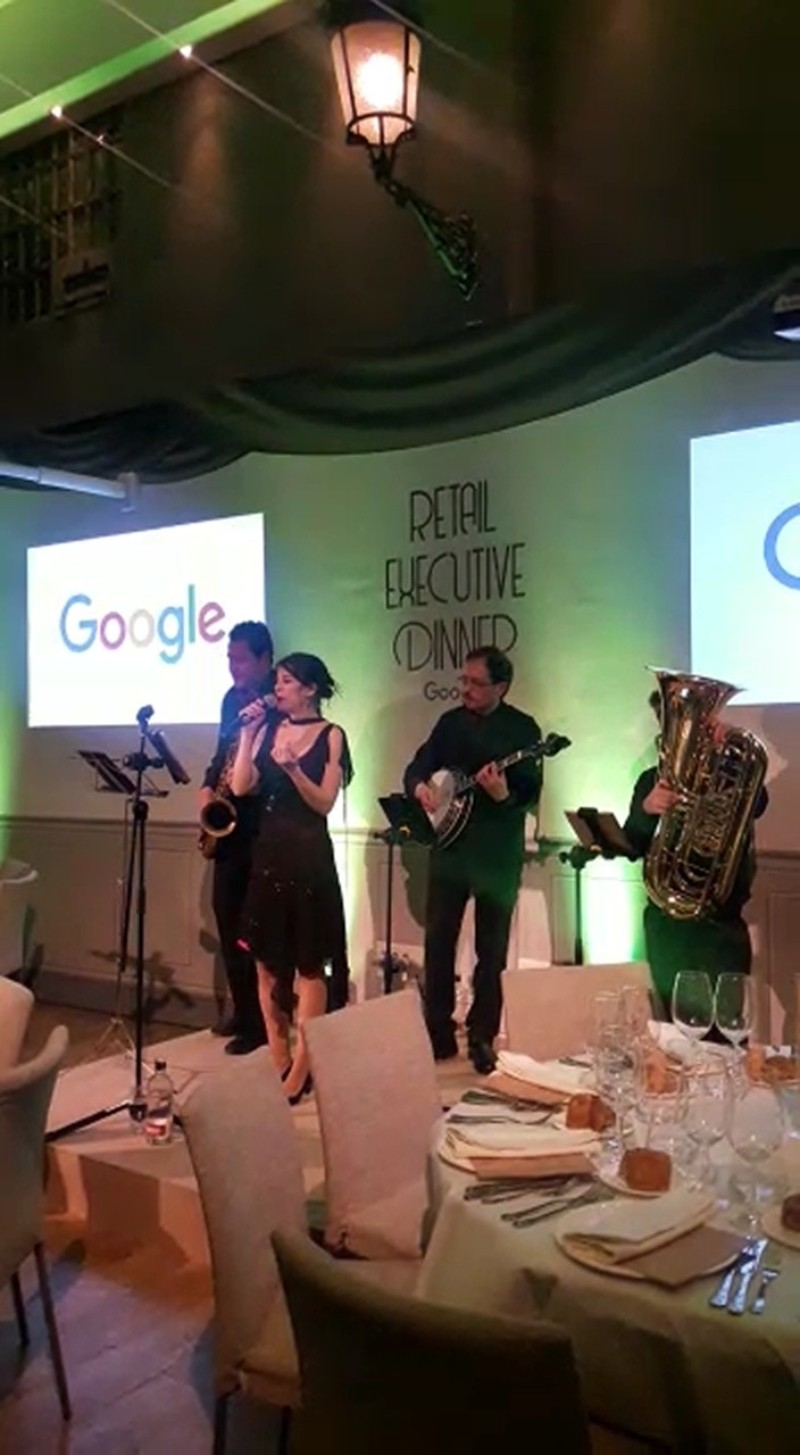 Evento de Google, Madrid