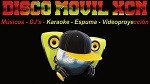 Empresa de Equipos de sonido en Barcelona Disco Movil Xcn