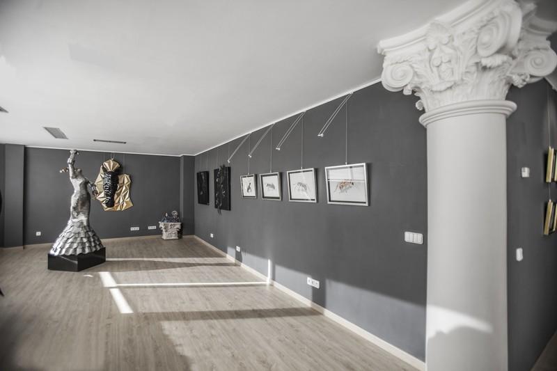 Sala principal Aferrarte Art Room
